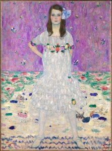 Gustave Klimt - Mada Primavesi, 1912